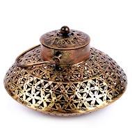 Designer Iron Dhoop Aarti Lamp - II