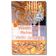 Wealth and Riches in Vedic Jyotisha