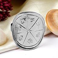 Karya Siddhi Ring in Silver