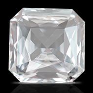 White Sapphire - 2.10 carats