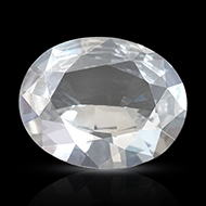 White Sapphire - 2.30 carats