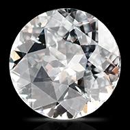 White Sapphire - 2.30 carats - I