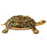 Artistic Brass Kurma Avatar