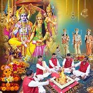 Ram Darbar Puja and Yajna