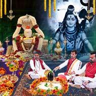 Rudra Abhishekam on Monthly Shivratri
