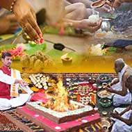 Sampoorna Shradh Ritual for the deceased