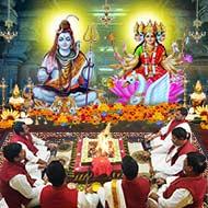 Shiva Gayatri Mantra Japa and Yajna