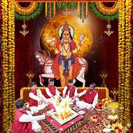 Shukra - Venus - Grah Puja Mantra Japa and Yagna