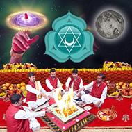 Thymus Chakra Balancing Puja and Mantra Japa