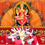 Tripur Bhairavi Puja and Yajna