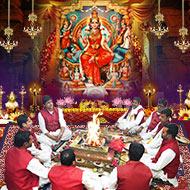 Tripura Sundari Shodashi Puja and Yajna