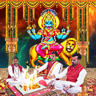 Vipreet Pratyangira Puja Sadhana and Mantra Japa