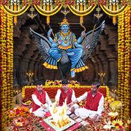 Vish Yog Dosha Nivaran Puja - Shani Chandra Vish Yog