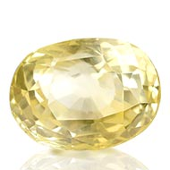Yellow Sapphire - 5.76 carats