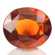 African Gomed - 5 to 6 carats - Oval
