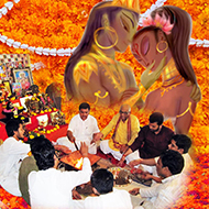 Akarshan Puja and Yagna