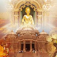 Akshardham Temple Prasadam Delhi