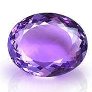 Amethyst - 20 to 21 carats