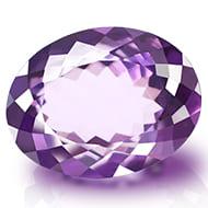Amethyst - 26 carats
