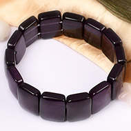 Amethyst Bracelet - Design II