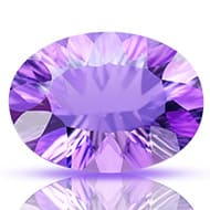 Amethyst superfine cutting - 9 - 11 carats