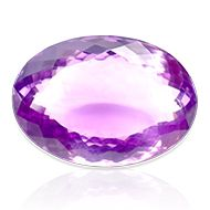 Amethyst - 28 carats