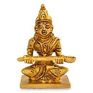 Annapurna Devi Idol in Brass