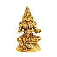 Annapurna Statue in Brass - II