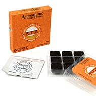 Aromafume-Three Dosha-PITTA incense bricks