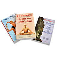 BKS  IYENGAR's Yoga Books  Set