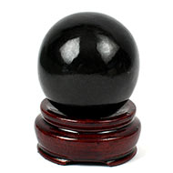 Black Agate Ball