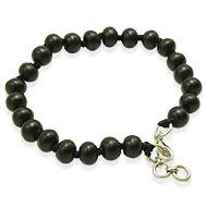 Black Ebony Bracelet - 8mm