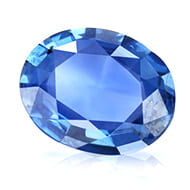 Blue Sapphire - 1.70 carats