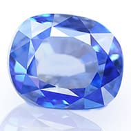 Blue Sapphire - 3.12 carats
