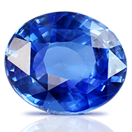 Blue Sapphire - 3.550 carats