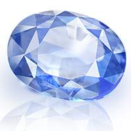 Blue Sapphire - 4.14 carats
