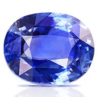 Blue Sapphire - 4.17 carats