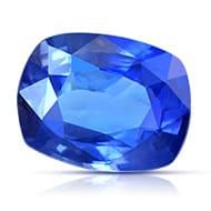 Blue Sapphire - 5.38 carats