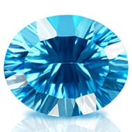 Blue Topaz superfine cutting - 8.60 carats
