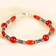 Carnelian Bracelet - Design V
