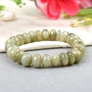 Cats Eye Bracelet - Elliptical Beads - I