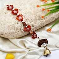 13 mukhi Charisma hanging pendant