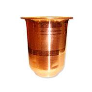 Copper glass