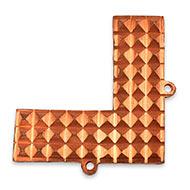 Copper Vastu Angle - 45 Pyramids