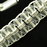 Crystal Beads Bracelet - 2