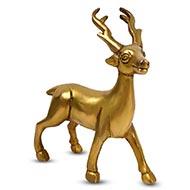 Deer In Brass - Design III