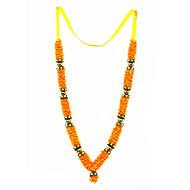 Deity bead Garlands - Set of 2 - Design XIV