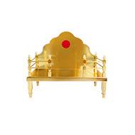 Deity Throne in Brass