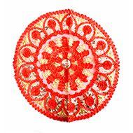 Designer Puja Thali cloth Covers - IV