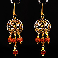 Divine Earrings - VIII
